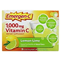 Alacer Emergenc Lmn Lime 30ct