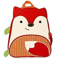 (跨境自营)(包税) Skip Hop 可爱动物园小童背包-狐狸SH210256