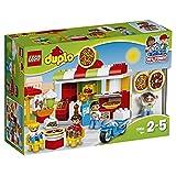 【3月新品】 LEGO 乐高 DUPLO 得宝系列 比萨店 10834 2-5岁 积木玩具 婴幼