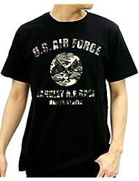 Beaumere 男式 T 恤迷彩标志印花*军军