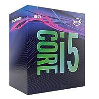 Intel Core i5-9400 臺式機處理器 6 核高達 4.1 GHz Turbo LGA1151 300 系列 65W 處理器 984507
