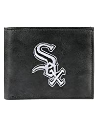 CHICAGO WHITE SOX MLB EMBROIDERED BILLFOLD WALLET