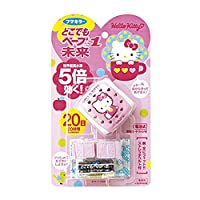 Fumakilla VAPE 未来驱蚊手表 Hello Kitty(日本品牌 包邮包税)
