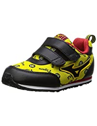[Mizuno 美津浓] 童鞋 TIGERS INFANT TRACY [儿童 小尺寸] (当前款式)