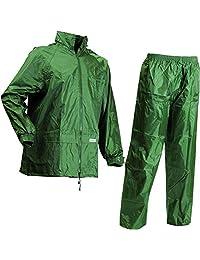 Lyngsoe LR104054-08-XXL 尺码 2XL 码雨衣夹克和裤子 - 绿色-P 绿色 Medium LR104054-08-M