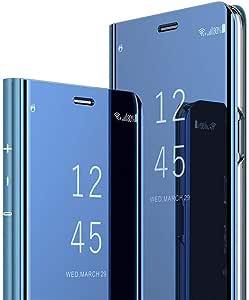 EMAXELER 华为 Nova 3i / P Smart Plus 手机壳 A: Blue