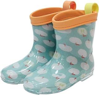 饼干 儿童用 雨靴 苹果 共3种颜色 共3种尺寸 儿童靴 浅灰蓝色 蓝色 L 19 83155