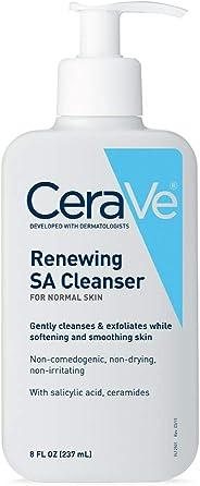 CeraVe 温和新生水杨酸洗面奶, 8 Ounce(227g)