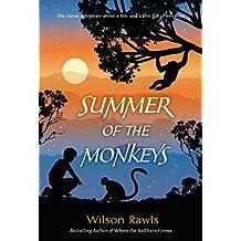 Summer of the Monkeys (English Edition)