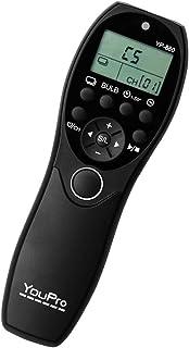 优光 YP-880/DC2 相机有线定时快门线遥控器(适用于尼康D750/D7100/D7000/D5200, D5100, D5000, D3200,D3300, D3100, D600 ,D610, D90, P7700)