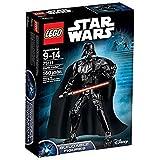 LEGO 乐高 Star Wars星球大战系列 Darth Vader(达斯‧维达) 75111 9-14岁 积木玩具