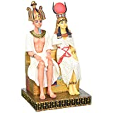 Design Toscano WU70660 10 in. Union Beyond Death Egyptian Statue