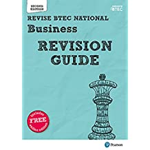 Revise BTEC National Business Revision Guide (REVISE BTEC Nationals in Business) (English Edition)