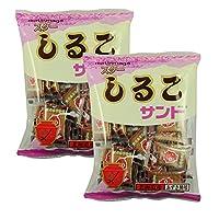 Matsunaga 松永 北海道红豆饼干(小袋)105g*2(日本进口)