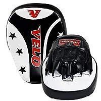 VELO 聚焦垫弯曲钩和拳击泰拳手套MMA拳击训练手套健身
