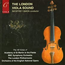 进口CD:伦敦48把中提琴(CD) CACD0106HA
