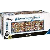 Ravensburger 睿思 成人拼图 17828 米奇 90 岁生日 40,000 件拼图,多种颜色