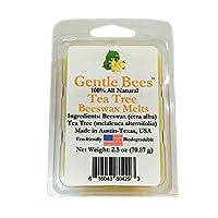Gentle Bees Tea Tree Beeswax Melts