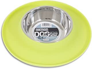 Wetnoz Flexi Bowl for Pets -14.5OZ Pear 14.5 oz