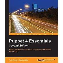 Puppet 4 Essentials - Second Edition (English Edition)