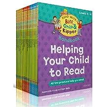 Oxford Reading Tree level 4-6 Biff Chip and Kipper牛津阅读树英文原版4-6级全25册第四级至第六级 (牛津阅读树)
