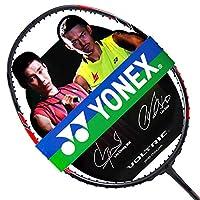 YONEX 尤尼克斯 中性 羽毛球拍子全碳素单拍yy双刃 DUORA77(亚马逊自营商品, 由供应商配送)