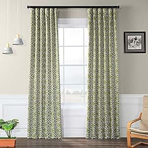 遮光窗帘, Secret Garden 叶绿色(绿色)