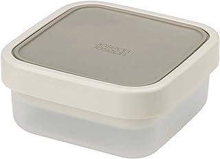 Joseph Joseph GoEat 节省空间的色拉盒,配色拉调味锅-灰色