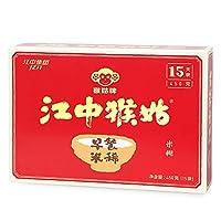 江中猴姑 早餐米稀 营养米糊 15天装 450g