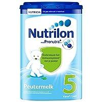 (跨境自营)(包税) 荷兰 牛栏 Nutrilon 儿童配方奶粉5段易乐罐 2周岁及以上 800g