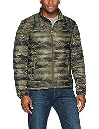 Tommy Hilfiger 汤米·希尔费格男士 Men's Packable Down夹克