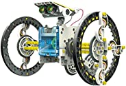Velleman KSR13 学习包 – 14 合 -1 太阳能机器人