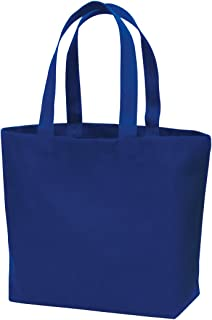 Marutama 丸玉工业 大手提包 手提袋 厚棉面料 Mワイド 藏青色
