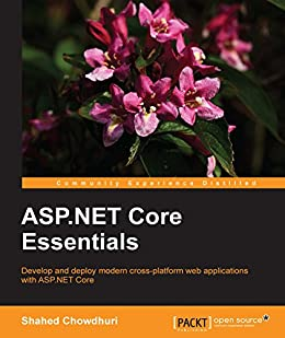 """ASP.NET Core Essentials (English Edition)"",作者:[Chowdhuri,  Shahed]"