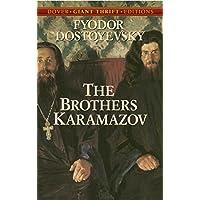 The Brothers Karamazov (Dover Thrift Editions) (English Edition)
