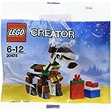 LEGO 乐高 Creator 系列拼插玩具 圣诞 30474