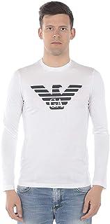 Emporio Armani 安普里奥·阿玛尼男式长袖 T 恤