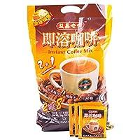 AIK CHEONG 益昌老街即溶咖啡2+1(20g*50包) 1000g(马来西亚进口)