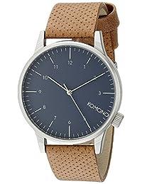 KOMONO男士简约 时尚 轻薄手表 腕表KOM-W2000(比利时品牌 自营香港直邮 包邮包税)