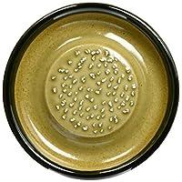 石見燒 藥味盤子 (直徑10cm?附帶防滑) 編織部
