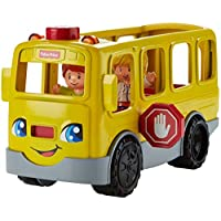 Fisher-Price little people SIT with ME 校车