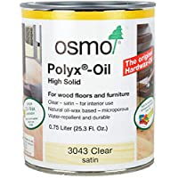 Osmo Polyx-Oil - 3043 透明缎面 - 0.75 升