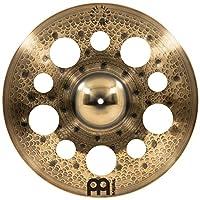 Meinl Cymbals 45.72 厘米垃圾碰撞 - 纯合金定制 - 德国制造,2 年保修(PAC18TRC)