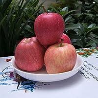 【不套袋 不催红】天水花牛苹果5斤 国产红蛇果 新鲜水果(可能想象中的红,因为不套袋,不打催红剂)