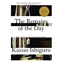 The Remains of the Day(2017年诺贝尔文学奖得主)