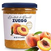 ZUEGG 嘉丽 桃果酱320g(德国进口)水果含量高达50%