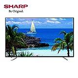 SHARP 夏普 LCD-60SU470A 60英寸4K超清网络智能液晶电视(亚马逊自营商品, 由供应商配送)赠品:HDMI+挂壁配件