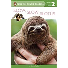 Slow, Slow Sloths (Penguin Young Readers, Level 2) (English Edition)