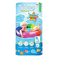 Tidoo 504003 – 浴室游泳裤,T5,12 – 18公斤,中性款