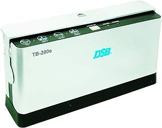 DSB 迪士比 TB-200e 热熔装订机 装订200张纸 (开关防尘冷却系统 预热快速 节能省电)
